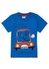 WINKIKI chlapecké tričko 104 modrá