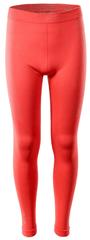 Hi-Tec dětské termo kalhoty Karti 140 - 152 oranžová