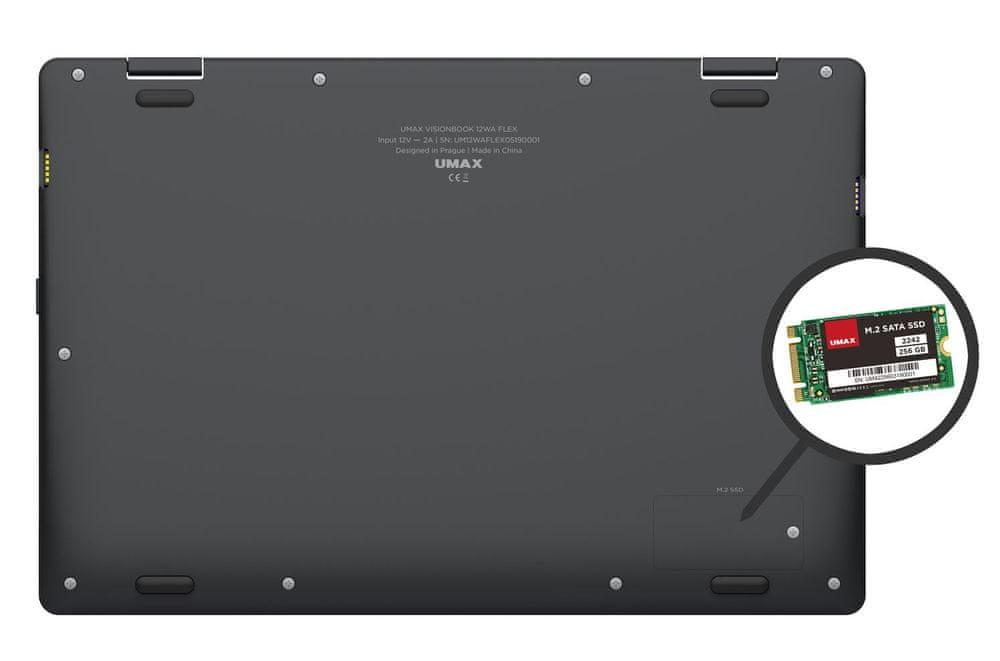 Umax VisionBook 12Wa Flex (UMM220V12)