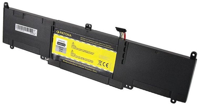 PATONA Baterie pro notebooky ASUS ZenBook UX303, 4400 mAh, Li-pol, 11,31 V (PT2814)