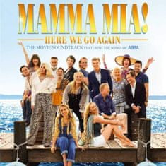 Soundtrack: Mamma Mia! Here We Go Again (Sing-A-Long Edition, 2018) (2x CD) - CD