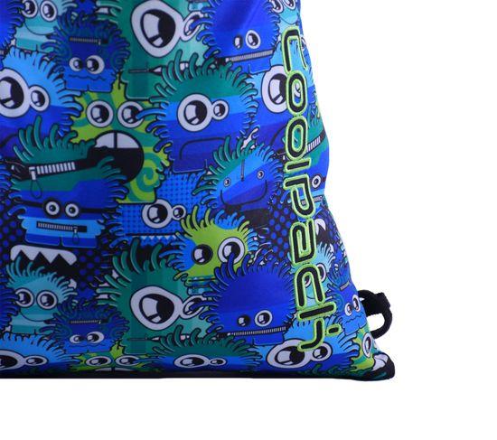 CoolPack Vak na záda Vert Wiggly eyes blue