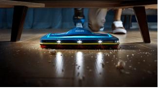 Philips FC6727/01 SpeedPro SpeedPro pokončni sesalnik - Odprta embalaža
