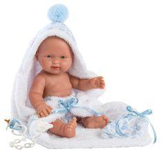 Llorens New Born chlapeček 26273