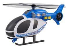Alltoys Teamsterz policajná helikoptéra so zvukom a svetlom