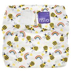 Bambinomio Miosolo pielucha materiałowa All In One Honeybee Hive