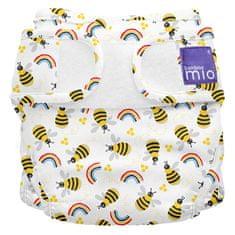 Bambinomio Miosoft pieluchomajtki Honeybee Hive 9-15kg