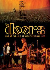 Doors: Live At The Isle Of Wight Festival 1970 (2018) - Blu-ray