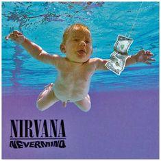 Nirvana: Nevermind/Reedice - LP