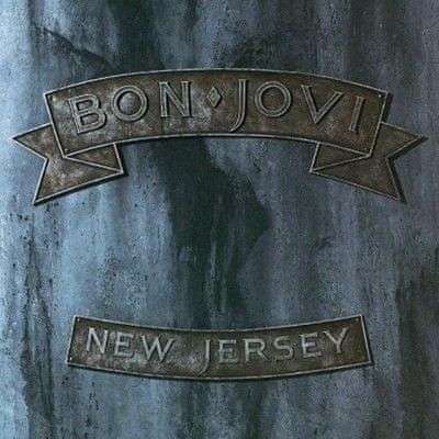 Bon Jovi: New Jersey (Edice 2016) - LP