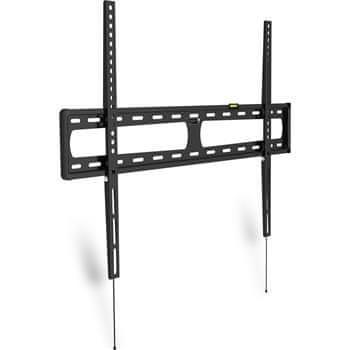 Connect IT BigMount Fixní nástěnný držák na obrazovky 40 - 90″ CMH-6090-BK, černý