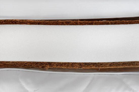COSING Materac kokosowo-piankowo-kokosowy 8 cm