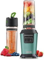 SENCOR SBL 7171GR Automatický mixér na smoothie Vitamin+ + exkluzivní záruka 6 let na motor
