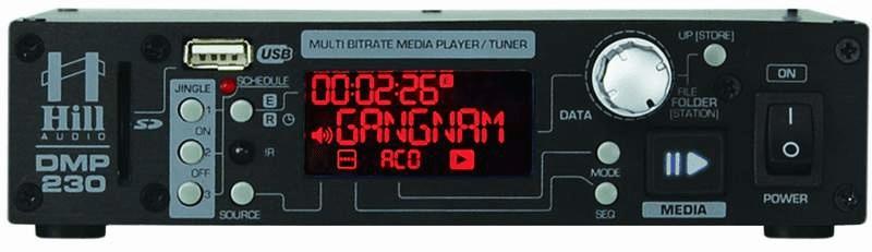 Hill audio DMP230