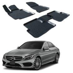 SCOUTT Gumové rohože 3DS SCOUTT Mercedes-Benz C Class W205 C Class W205 2015-vyššie