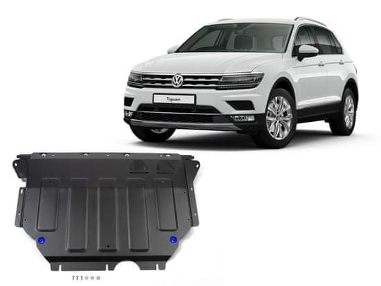 Rival Motorvédő burkolat Volkswagen Tiguan 2016- magasabb