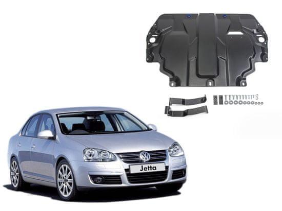 Rival Motorvédő burkolat Volkswagen Volkswagen Jetta 2009-2017