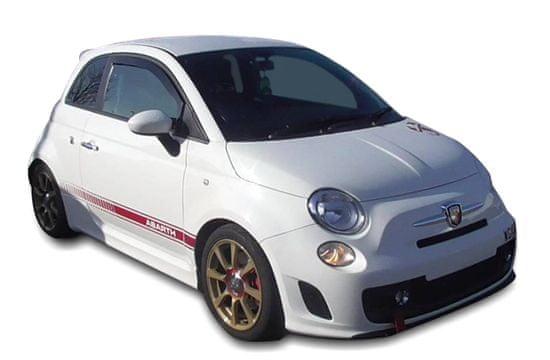 Team Heko Légterelők Fiat 500 3D 2007- magasabb 2db Első