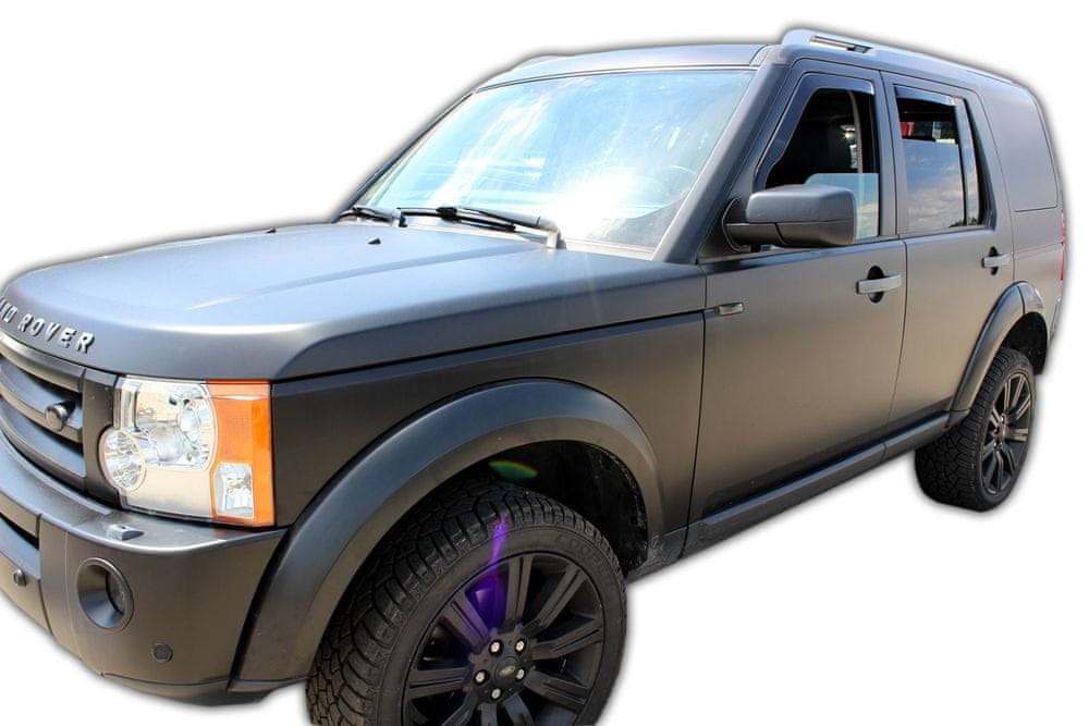 Team Heko Ofuky oken Land Rover Discovery III / IV 5D 2005 - 2016 4 ks predne+zadne