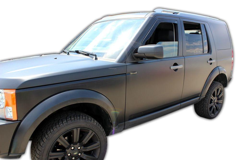 Team Heko Ofuky oken Land Rover Discovery III / IV 5D 2005 - 2016 2 ks predne