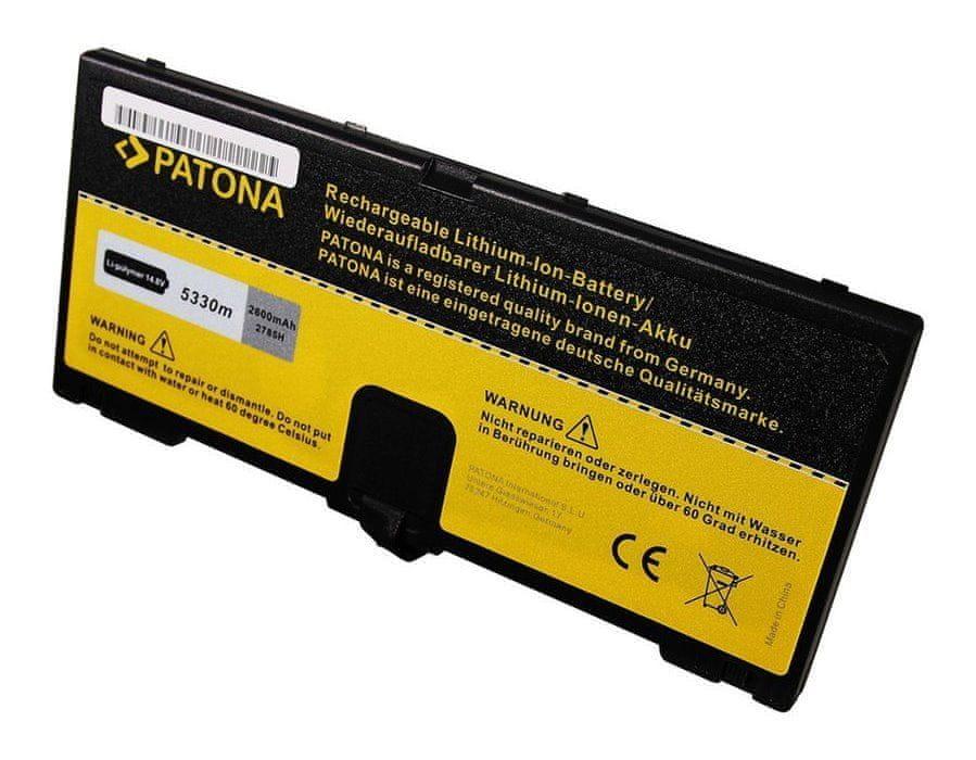 PATONA Baterie pro notebooky HP ProBook 5330m, 2600 mAh, Li-Ion, 14,8 V (PT2785)