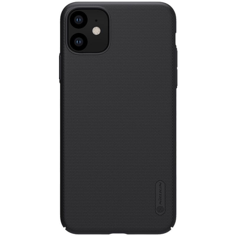 Nillkin Super Frosted zadní kryt pro iPhone 11 Black, 2448793