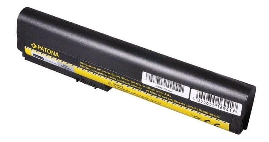 PATONA Baterie pro notebooky HP EliteBook 2560p, 4400 mAh, Li-Ion, 10,8 V, HSTNN-C48C (PT2449)