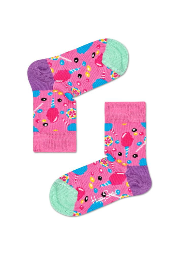 Happy Socks Cotton Candy Sock 0-12M