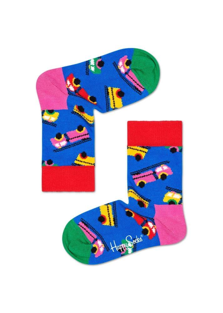 Happy Socks Fire Truck Sock 0-12M