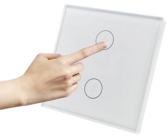 iQ-Tech przełącznik Wi-Fi podwójny SmartLife IQS002