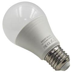 iQ-Tech SmartLife WB011, Wi-Fi LED žárovka E27, 110-240 V, 9 W, bílá