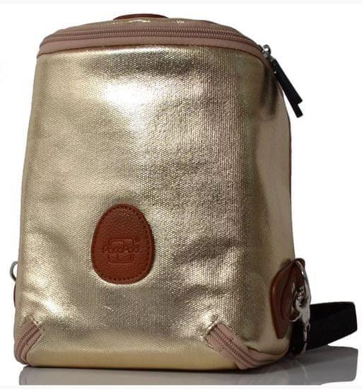 PacaPod plecak dla mam FREEDOM złoty