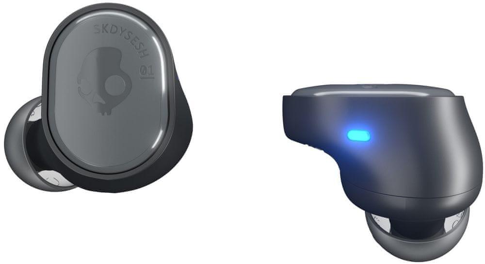 Skullcandy SESH TW bezdrátová sluchátka, černá