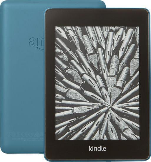 Amazon Kindle Paperwhite 4 2018, 8GB, Blue - S REKLAMOU