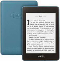 Amazon czytnik e-booków Kindle Paperwhite 4 2018, 8GB, Blue - Z REKLAMĄ
