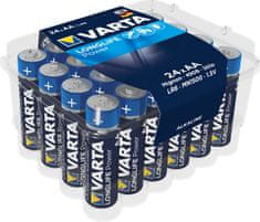 Varta 4906121124 Longlife Power 24 AA (Clear Value Pack) baterije, 24
