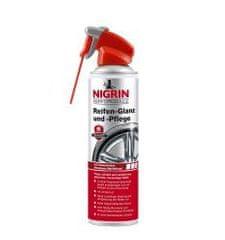 Nigrin NIGRIN Prípravok na leštenie a ošetrenie pneumatík 500ml