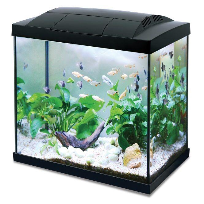 Hailea LED akvárium K45 černé