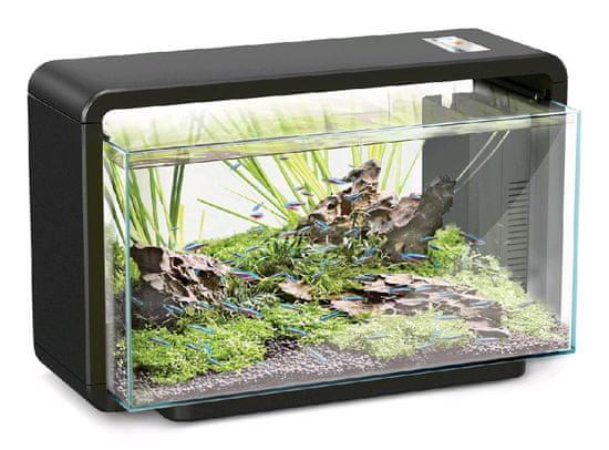 Hailea Hailea Biotop akvárium E-25 čierne