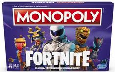 HASBRO gra Monopoly Fortnite PL