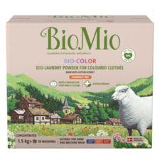 BioMio Color Eco Bio prašek za barvno perilo, 1500 g