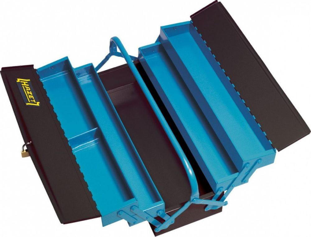 Hazet Kovová basa (box) na nářadí 190L - HA007462 | Hazet