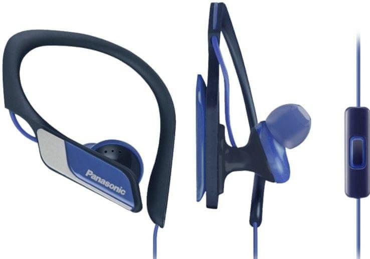 Panasonic RP-HS35ME-A sluchátka s mikrofonem