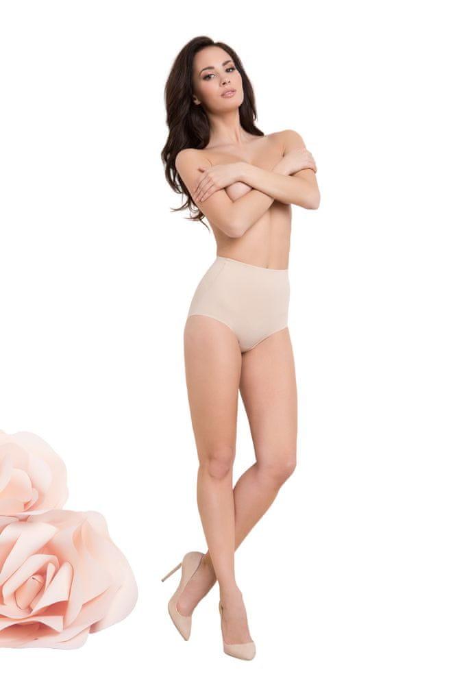 Julimex Stahovací kalhotky 271 béžová - Julimex béžová XL