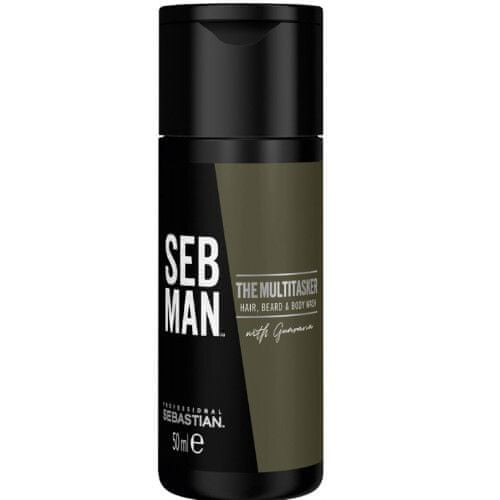 Sebastian Pro. SEB MAN Multitasker ( Hair, Beard & Body Wash)