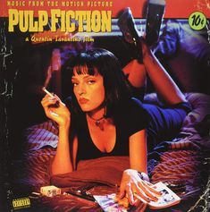Soundtrack: Pulp Fiction (Music From The Motion Picture) - LP