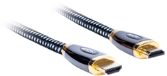 AQ Premium PV10075, kábel HDMI 2.0, dĺžka 7,5 m, xpv10075
