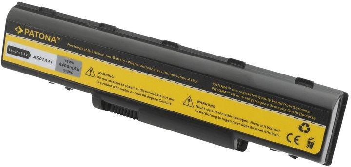 PATONA Baterie pro ntb ACER ASPIRE 4310/4520/ 5735 4400 mAh 11,1 V, PT2156