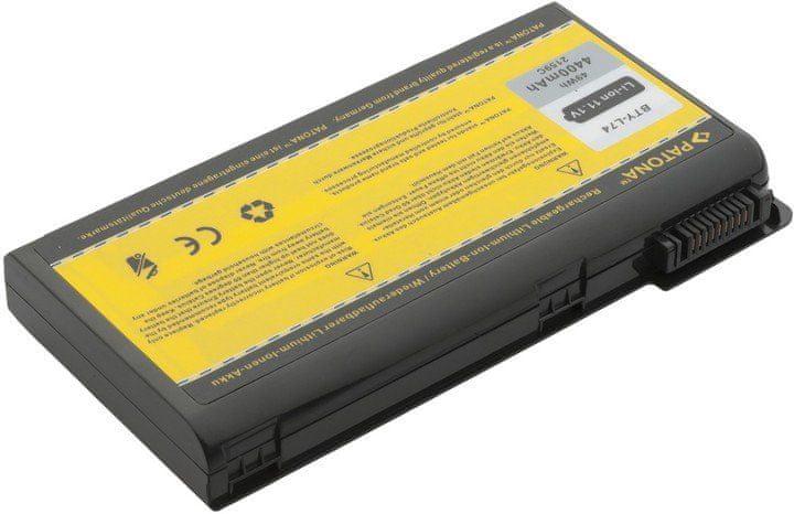 PATONA Baterie pro ntb MSI BTY-L74 4400 mAh 11,1 V, PT2159