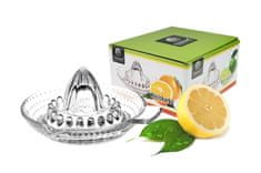 GLASMARK Sklenený lis na citrusy-G11G0030-0142-0000-00